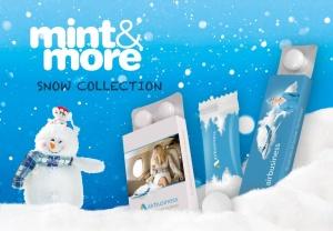 Mint&More Schnee Kollektion