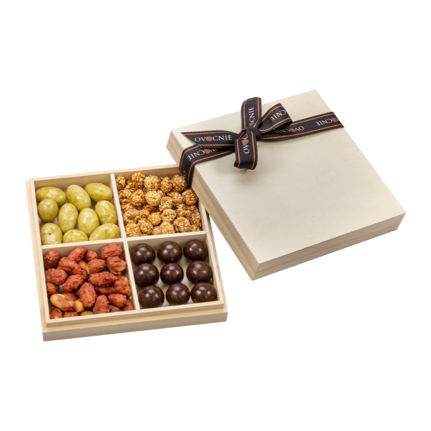 Nut Collection No 1 By Ovocnie