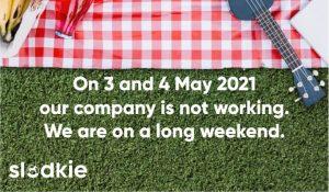 Long May weekend!